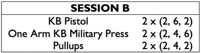 Sample Session B