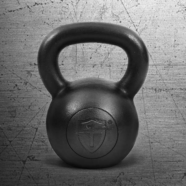 StrongFirst branded kettlebells!