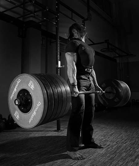 How to deadlift heavy weights