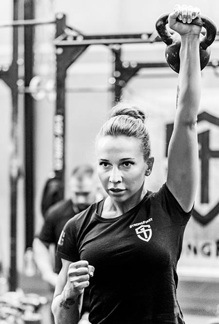 How to perform a proper snatch lockout