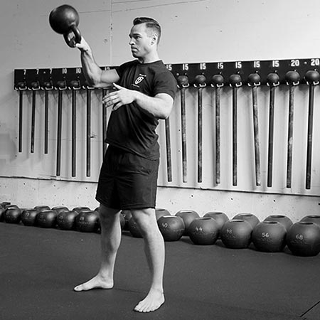 Taming the arc in the snatch