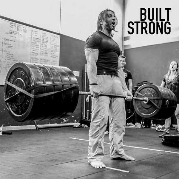 Built Strong product image