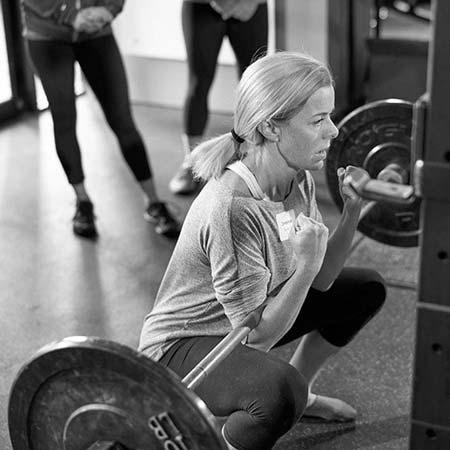 SFL Certification—Proper Zercher squat