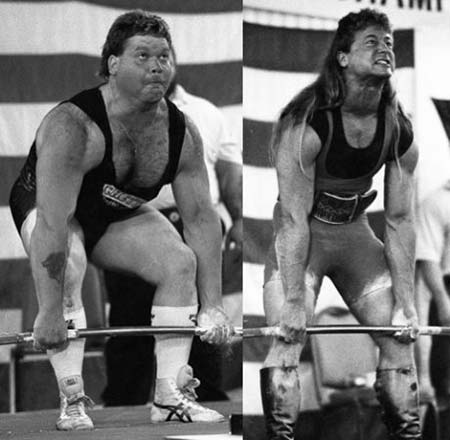 Deadlifts by Dan Wohleber and John Inzer