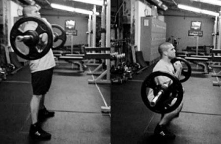 Zercher Squat is the best squat