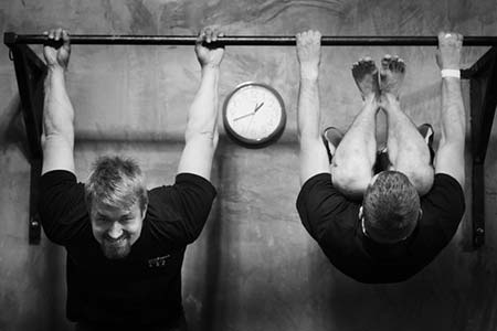 German Hang at StrongFirst RESILIENT workshop