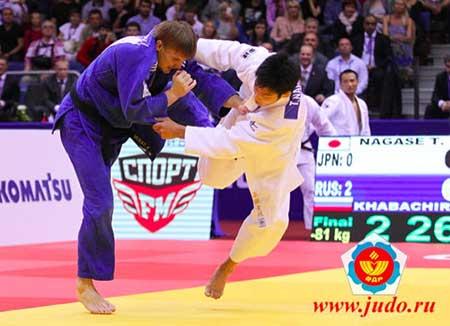 Russian national judo team