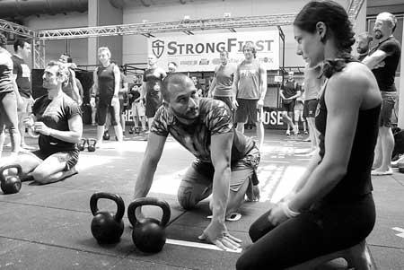 Strength beginners--start here