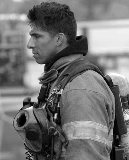 Hard living types, dig deep, fireman as example
