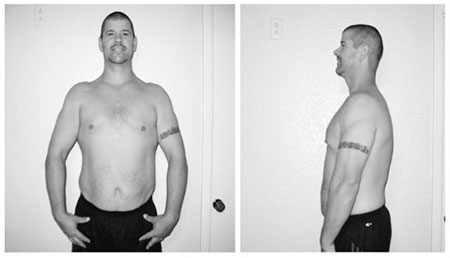 Jason Martin after the 90-Day Challenge